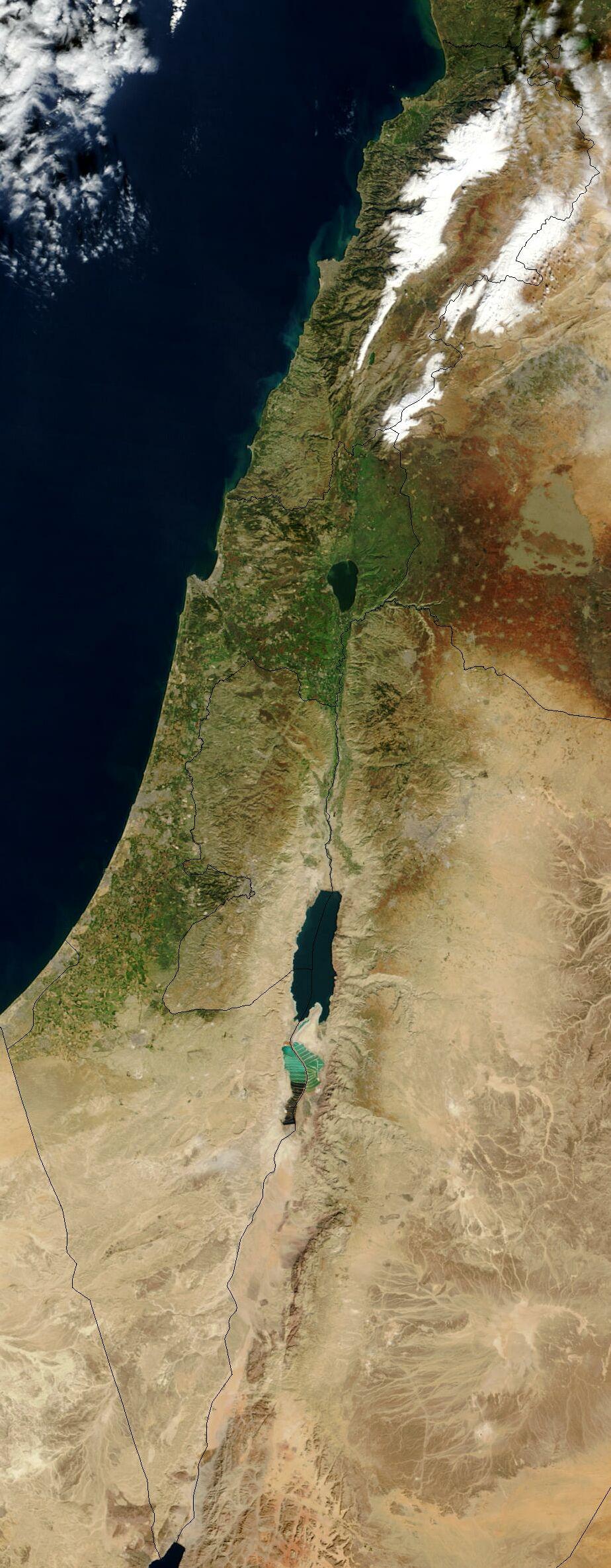 Территория Израиля