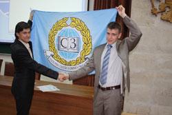 XIV Общее собрание (Георгий Плащинский и  Юрий Кофнер)