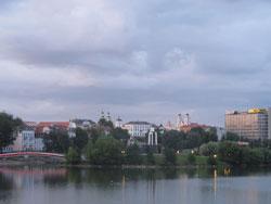 Троицкое предместье и Верхний город  (Минск)
