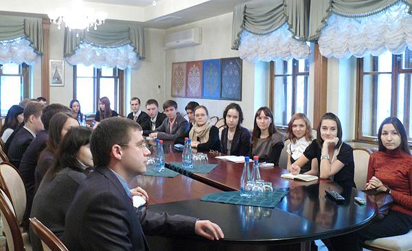 России и ассоциация студентов мгимо