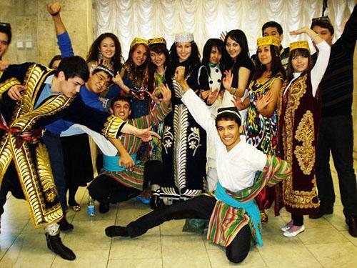 Узбекский клуб МГИМО — один из  самых молодых в Университете, но он уже успел закрепиться в качестве  сильного национального общества