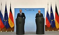 Министры иностранных дел С.Лавров и  Ф.Вальтер-Штейнмайер