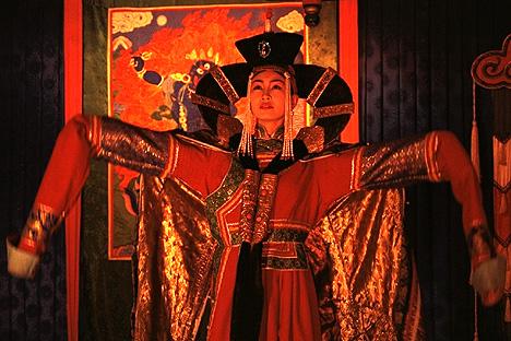 Монгольский национальный костюм