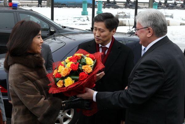Визит премьер министра монголии