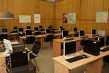 Компьютерный класс. Нажмите для увеличения