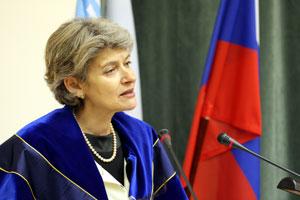 МГИМО посетила гендиректор ЮНЕСКО Ирина Бокова