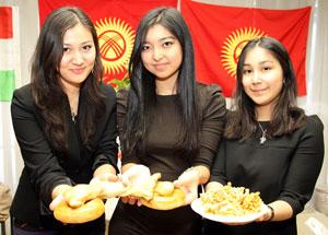 День международной кухни–2010: немного о национальных блюдах