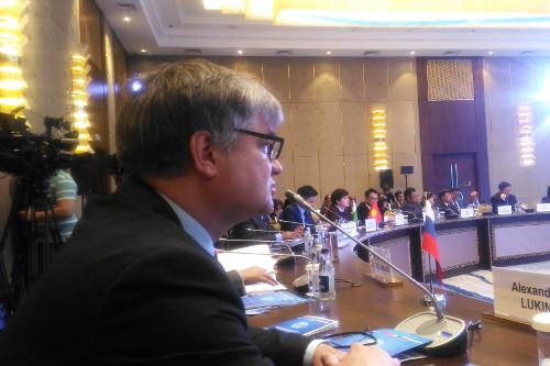 Делегация МГИМО на XIII Форуме ШОС в Казахстане