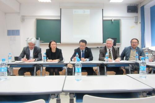 МГИМО и Фуданьский университет (КНР) в Казахстане