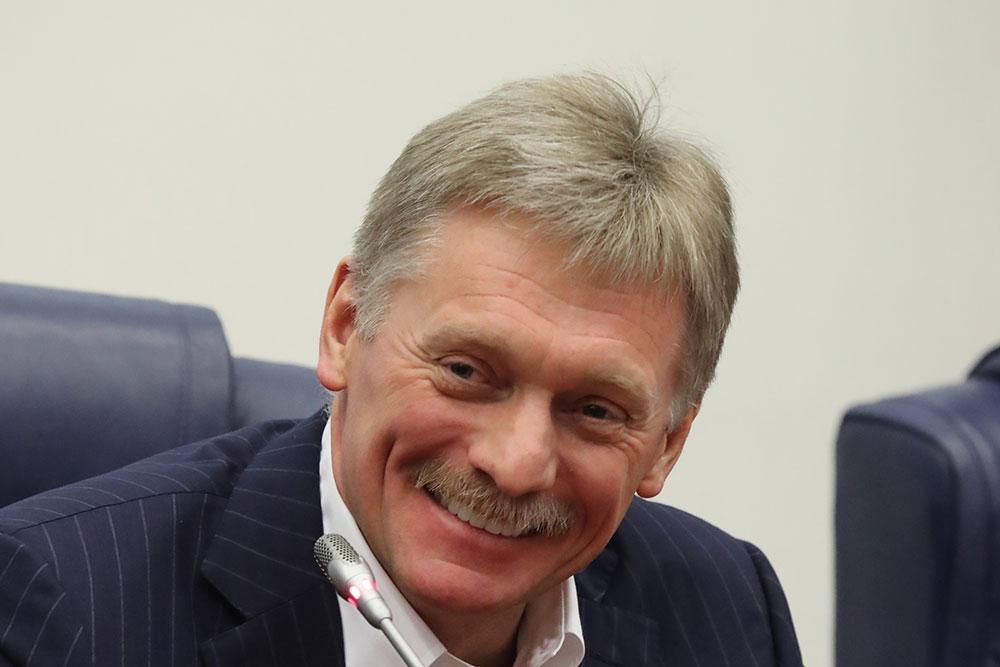 Д.С.Песков в МГИМО