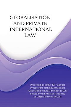 Globalization and Private International Law