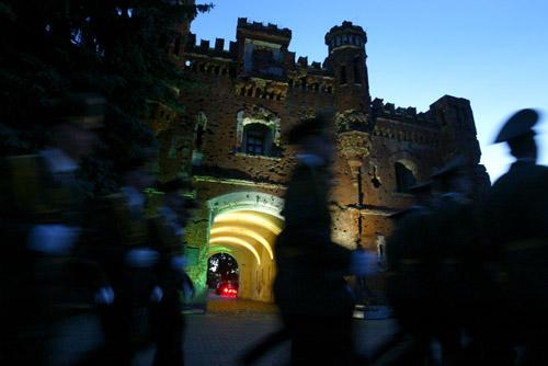 Брестская крепость - оплот сопротивления фашизму