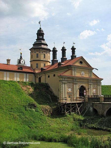 Всемирное наследие: дворцово-парковый комплекс Радзивиллов в Несвиже